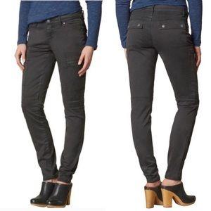 Prana Louisa Skinny Leg Cargo Pants size 6